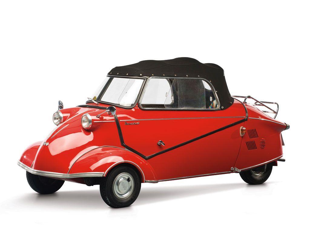 1961 Messerschmitt Kr 200 Cabrio 1961 Messerschmitt Kr 200 Cabrio Estimate 40 000 50 000 Microcar Messerschmitt Tiny Cars
