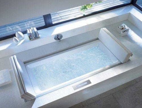 Vasca Da Bagno Duravit : Duravit sundeck vasca da interno esterno t4h vasche da bagno
