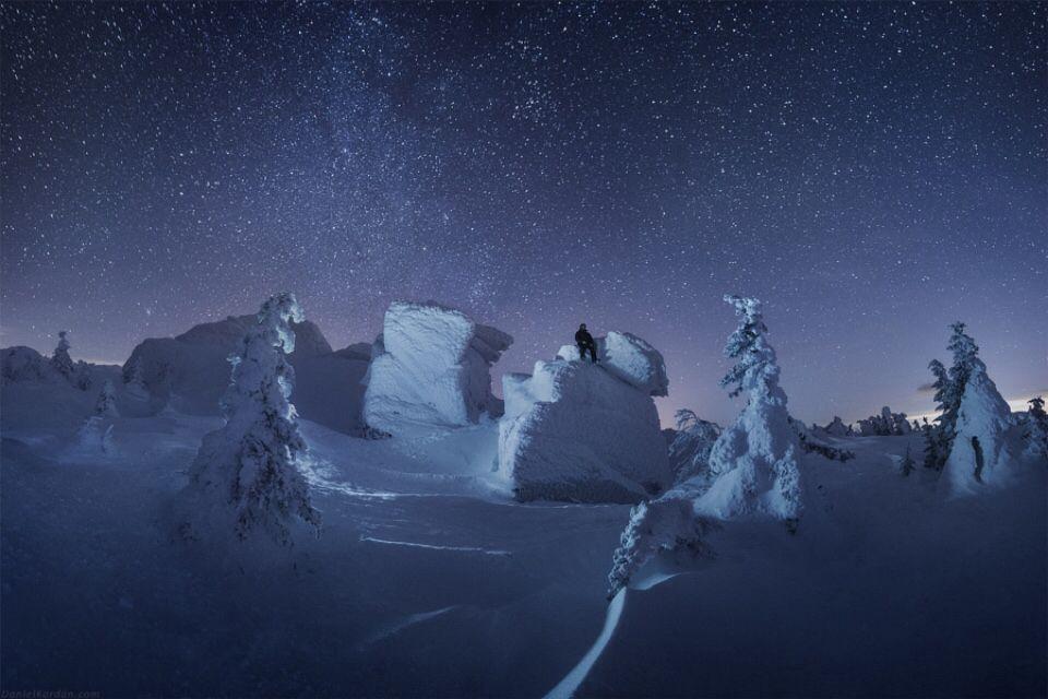 "Foto ""South Ural stars"" by Daniel Kordan #500px"