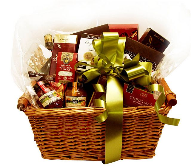 We're offering a Christmas hamper worth to one lucky winner. Our Christmas  hampers are part of GoodnessDirect's gift wrapping service.