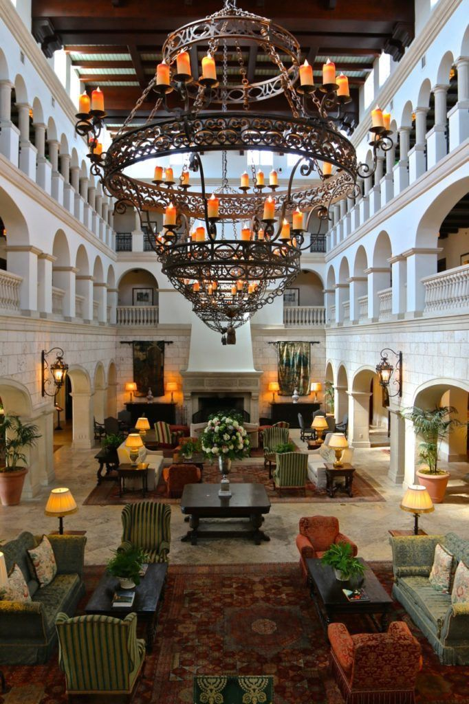 The Cloister at Sea Island Refined, Southern Exuberance