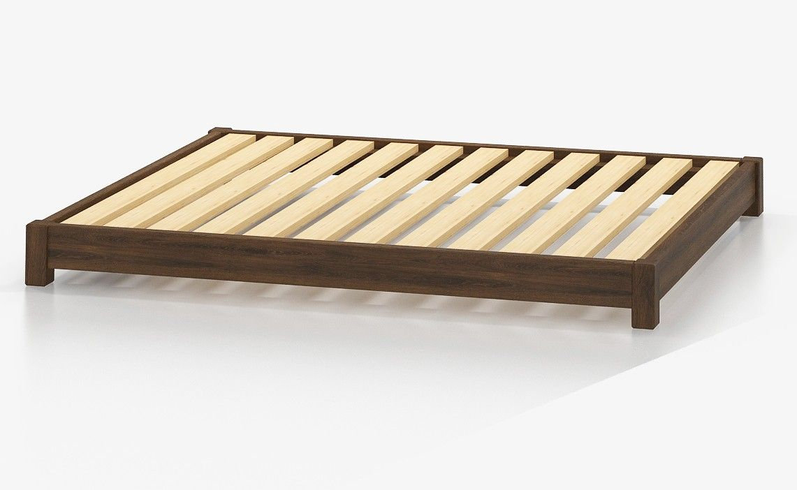 Jervis Custom Timber Space Saving Low Bed Base In 2019 House Bed
