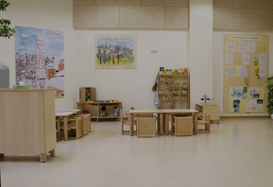 Mobili scuola ~ Arredamento scuola materna arredo scuola dell infanzia arredi nido