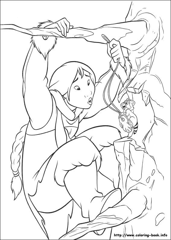 brother bear 2 coloring picture | disney coloring pages ... - Brother Bear Moose Coloring Pages