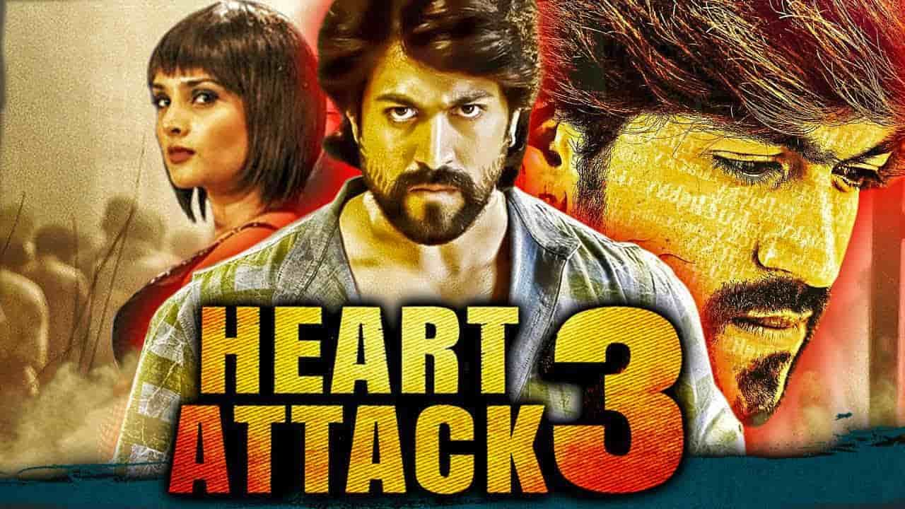 Heart Attack 3 (Lucky) 2018 New Released Full Hindi Dubbed