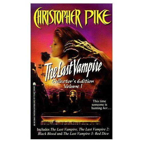 Amazon The Last Vampire Collectors Edition Vol 1 The Last