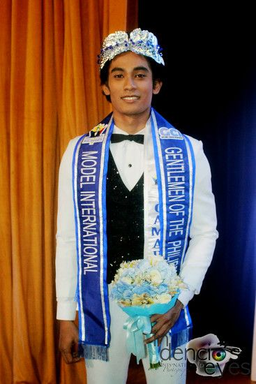 Mister Model International Philippines 2016 Job Abogado. He will compete in Mister Model International 2016 in New Delhi, India.