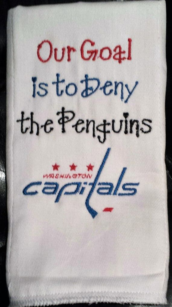 Washington Capitals inspired Our Goal is to Deny the by Mimi4Me ...