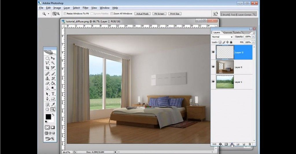 Vray 3DS Max Interior Lighting Rendering Tutorial