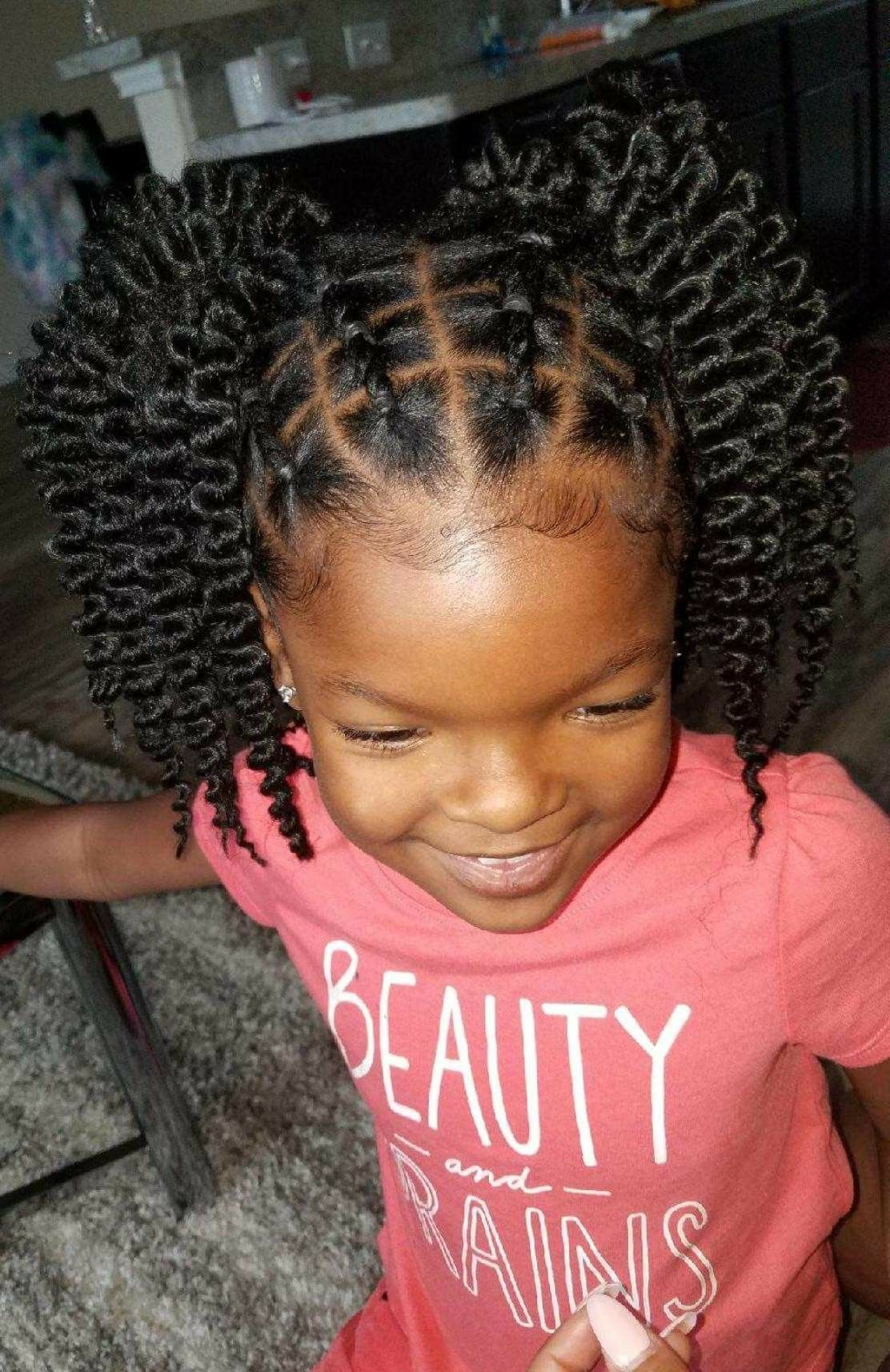 hairstyles-children adults natural