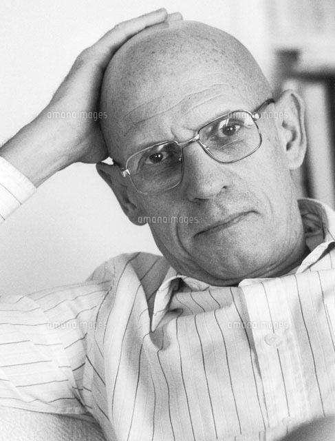 Paul Michel Foucault par Bruno de Monès