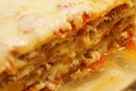 The Disney Chef: Lasagna al Forno