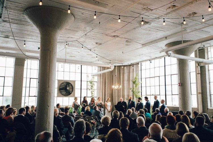 Lake Erie Building Factory Wedding In Lakewood Photographer 52 Jpg