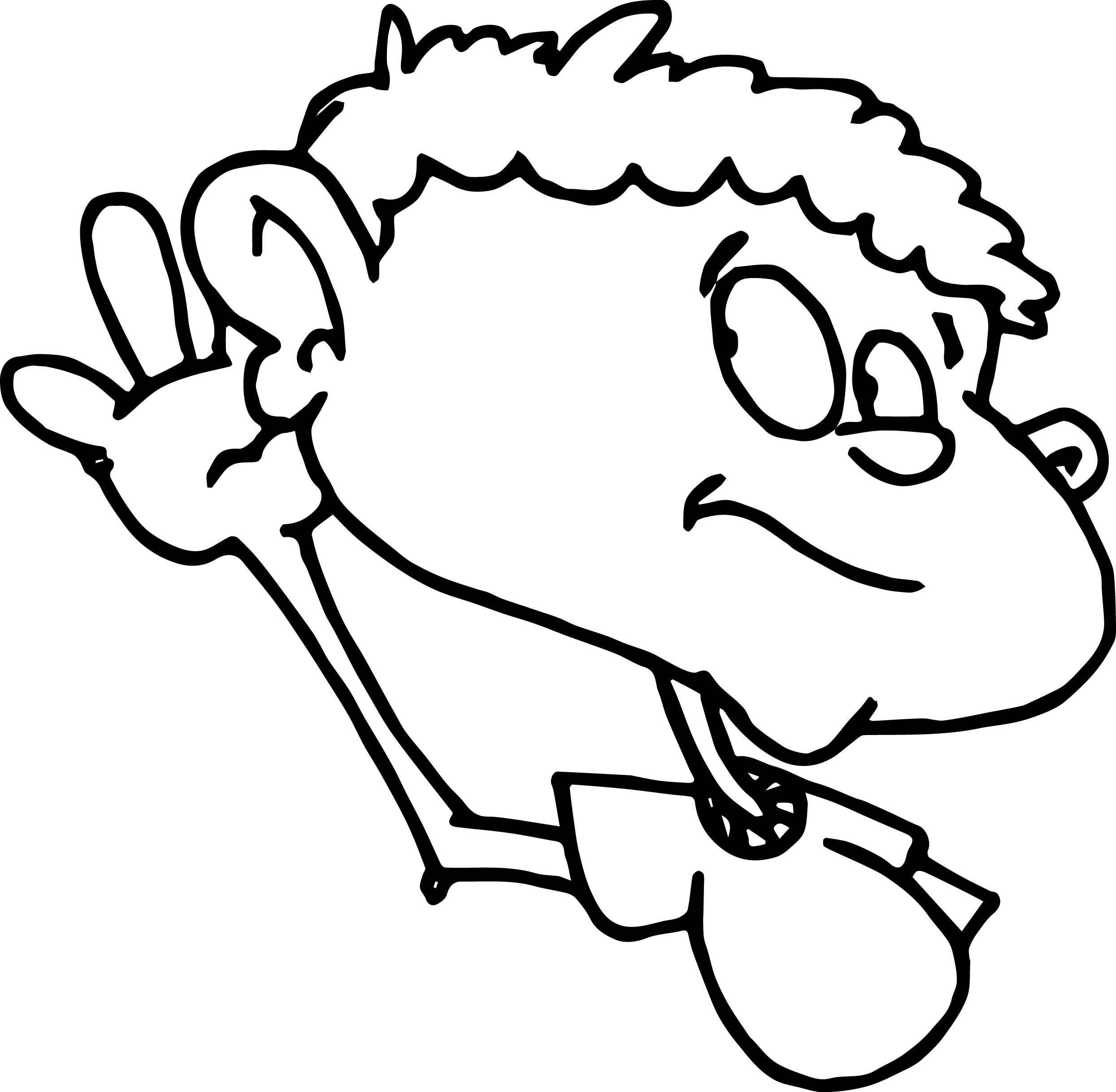 Awesome Child Ear Sense Coloring Page Coloring Pages Coloring Pages For Kids Online Coloring Pages