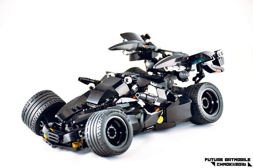 this is my new moc lego project future batmobile. Black Bedroom Furniture Sets. Home Design Ideas