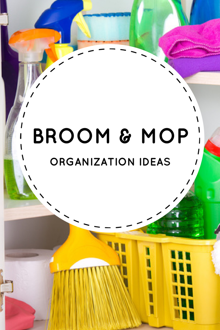 broom and mop storage ideas to get you organized broom on attractive garage storages ideas to organize your garage get these few tips id=67727