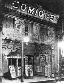"""Awakenings: The 5¢ Theatre Ticket  