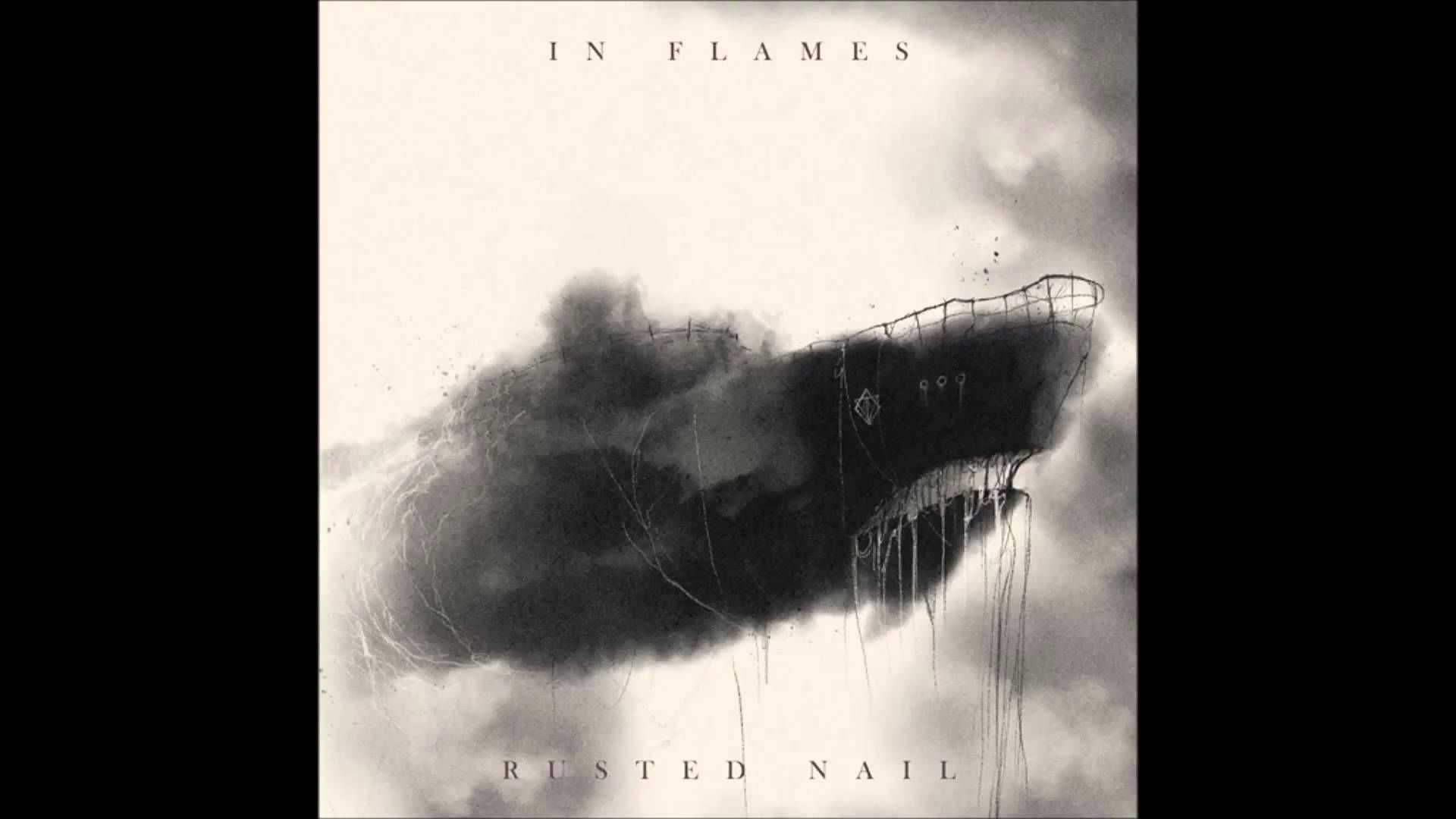 In Flames -   Rusted Nail #metal Novo Som