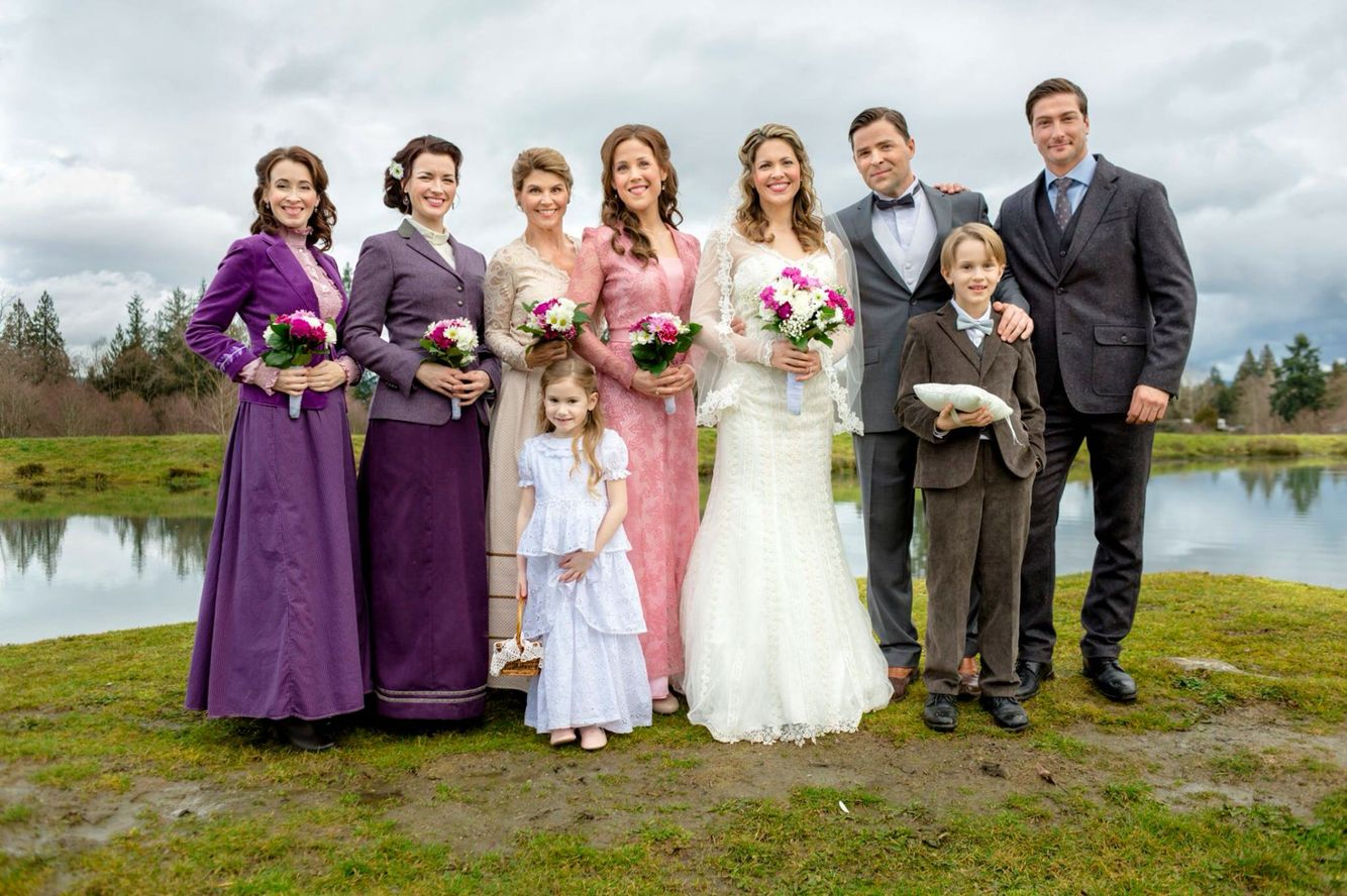 S3 Lee & Rosemary's Wedding Daniel lissing, Jack and