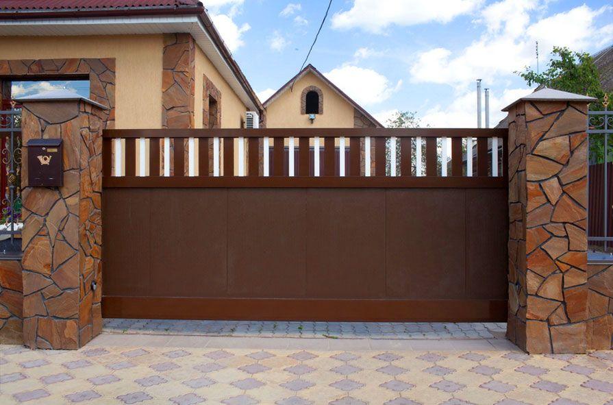 Vorota Poisk V Google Gate Design House Iron Gates