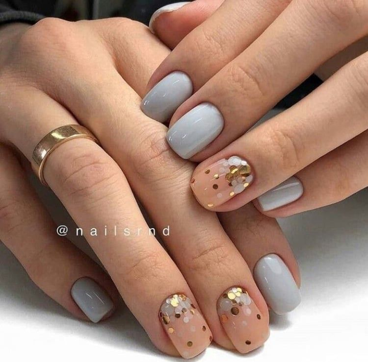 Nails Art Girl Polish Cute Makeup Stylish Nails
