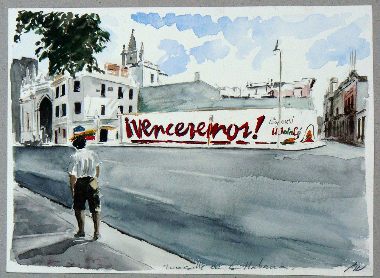Cuaderno de Cuba. La Habana