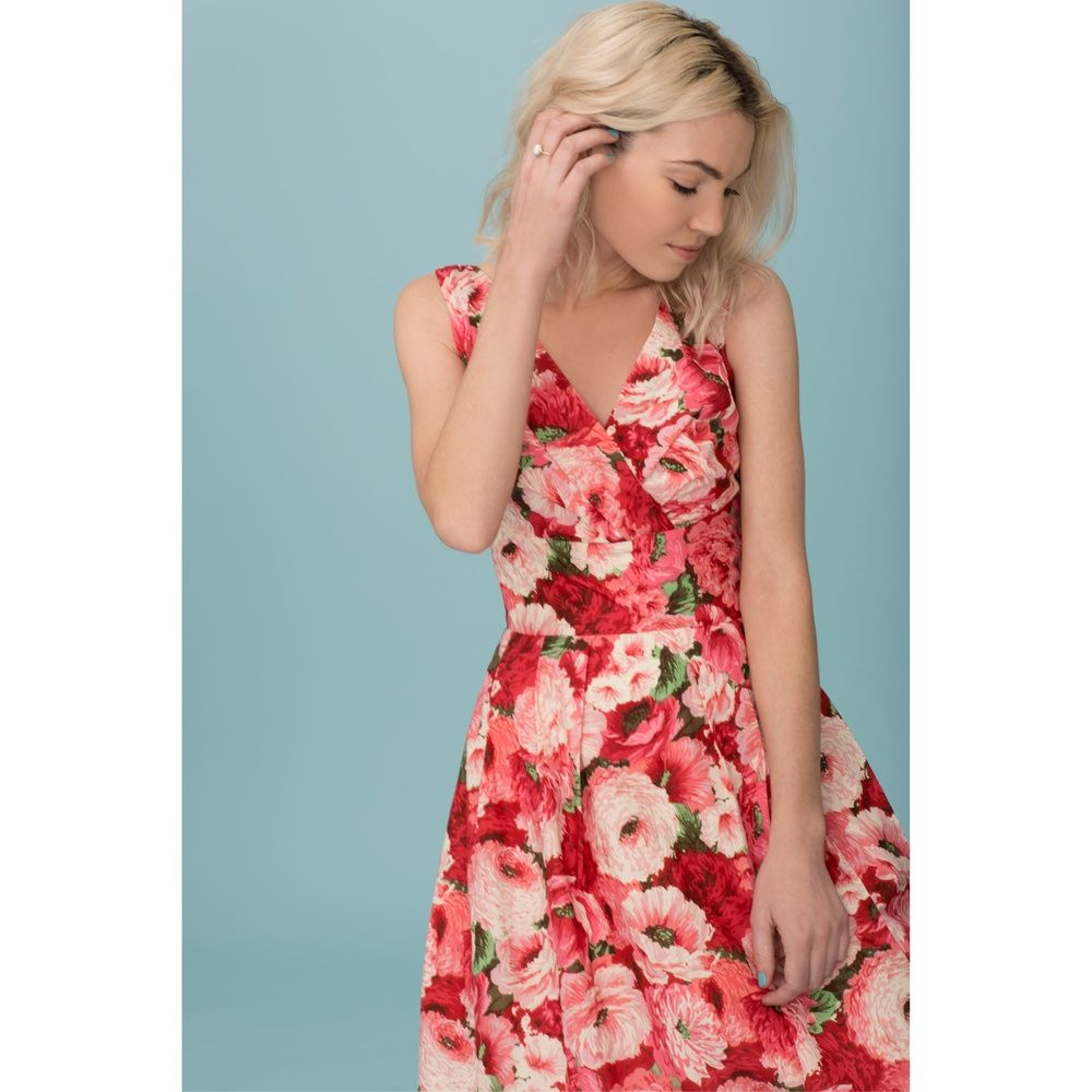 Emily and Fin I Emily and Fin Dresses I Lillian Dress in Brilliant ...