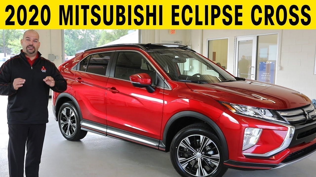 Awesome 2020 Mitsubishi Eclipse Cross Sel And Review di 2020