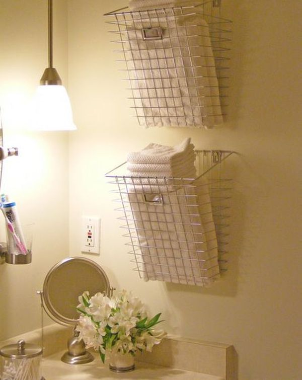 Easy Ways to Style and Organize the Kids\' Bathroom | Bathroom things ...