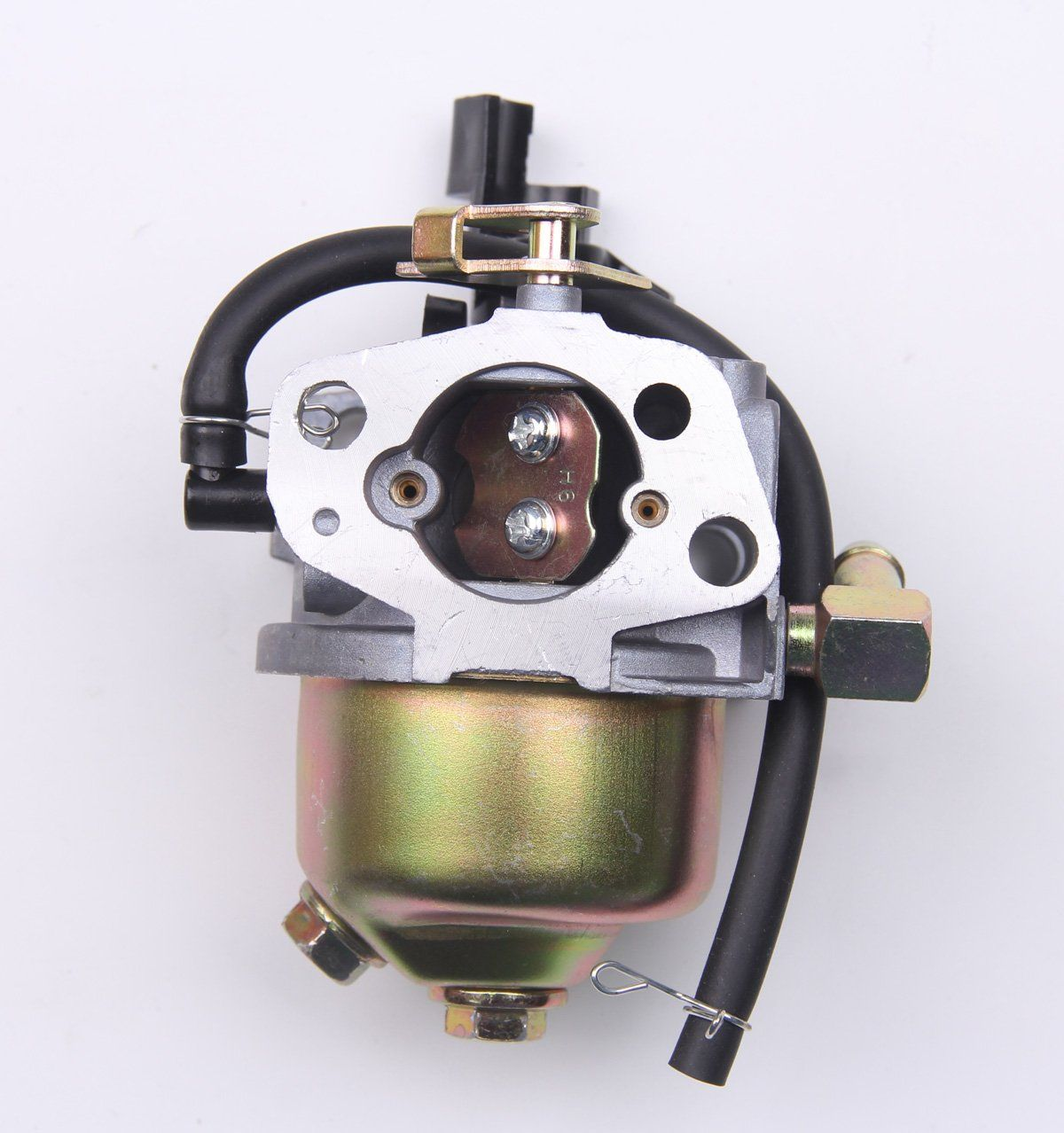 small resolution of new carburetor with gaskets primer and fuel filter for troy bilt mtd cub cadet snow blower 95114026a 95114027a 95110638a see this great product