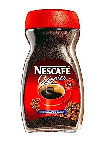 Nescafe Classic Soluble Decaffeinated Coffee 100g With Images