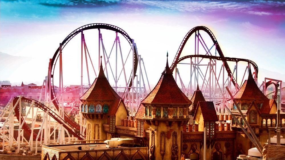 Rainbow Magicland Il parco dei divertimenti di Roma