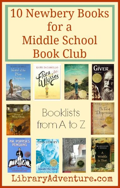 Learning With Other Families Start A Middle School Book Club