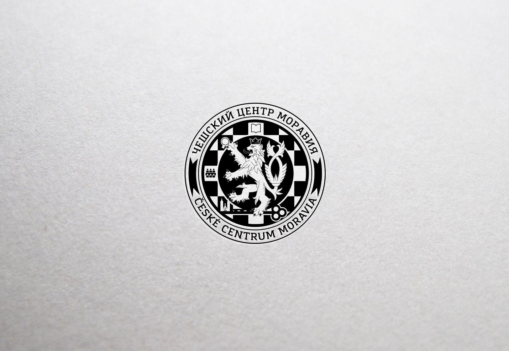 [ Монохромный логотип для Чешского центра MORAVIA ]