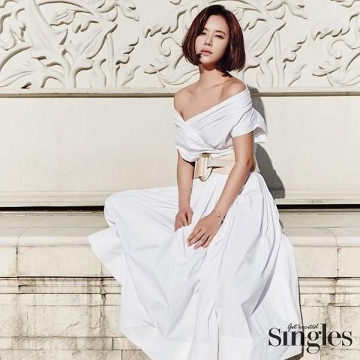 She Was Pretty's Hwang Jung Eum Confirms February Marriage