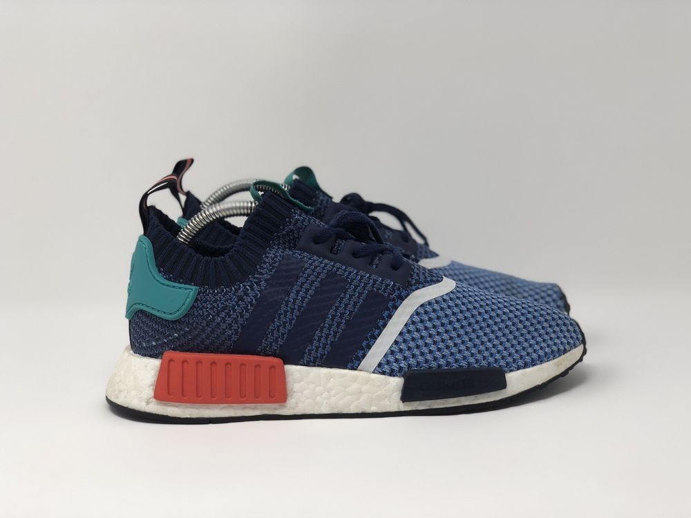 adidas nmd R1 PK PACKERS Us Men s Size 7. Women s 8.  fashion  clothing   shoes  accessories  mensshoes  athleticshoes (ebay link) b5ffe3ec9