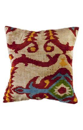 Ikat Decorative Pillow