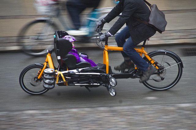Child Transport Fahrrad Fahrrad Sitz Bullitt Bike