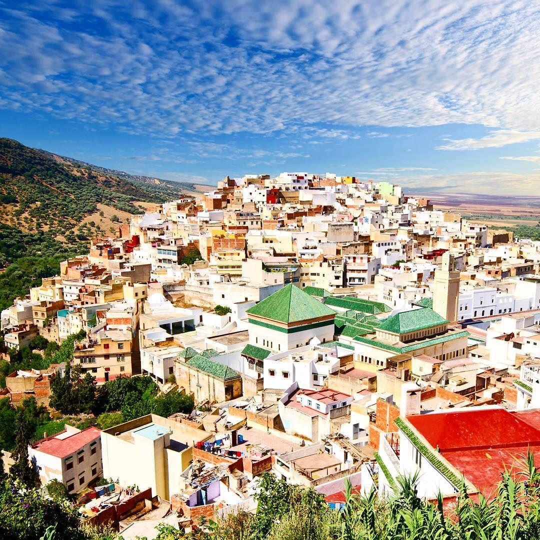 Em Marrocos as chamadas de Cidades Imperiais tiveram importância histórica…