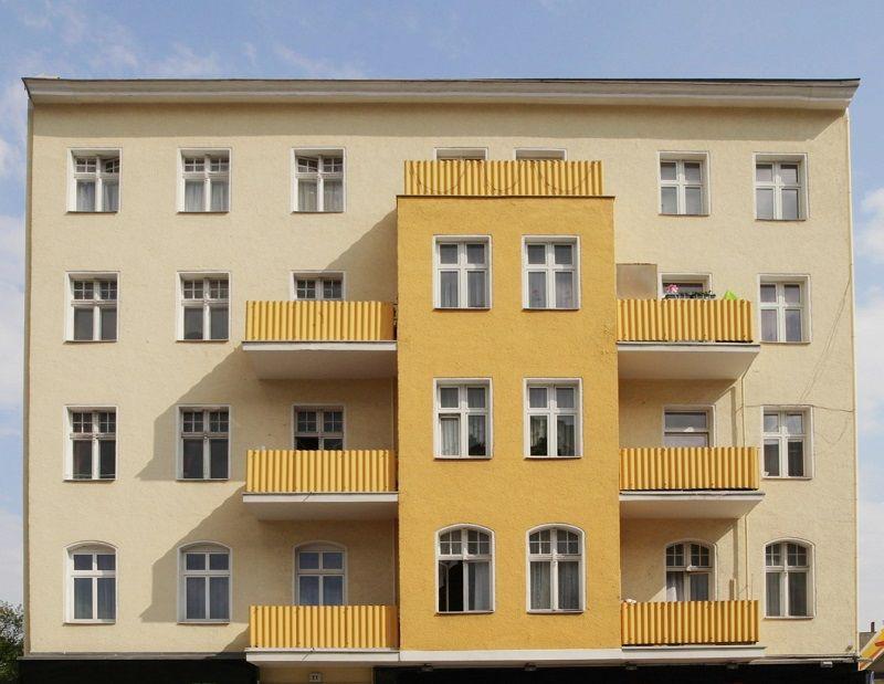 Investitionen Fur Gcp Wohnhaus In Berlin Mitte Wohnen Berlin Wohnhaus Style At Home