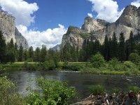 Yosemite Valley View, June 2015