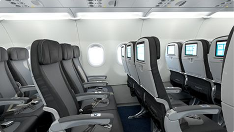 A321 - The refreshed core JetBlue Experience @alexx207 | The
