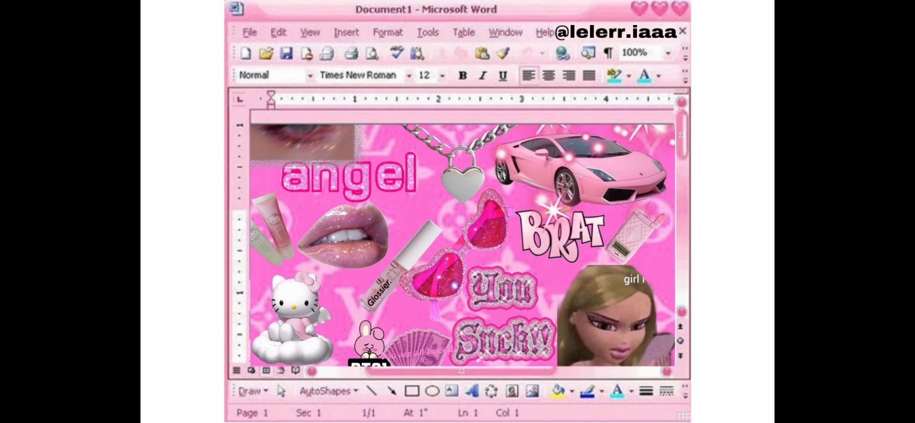 Y2k Pink Aesthetic Cute Backgrounds Pink Aesthetic Laptop Wallpaper