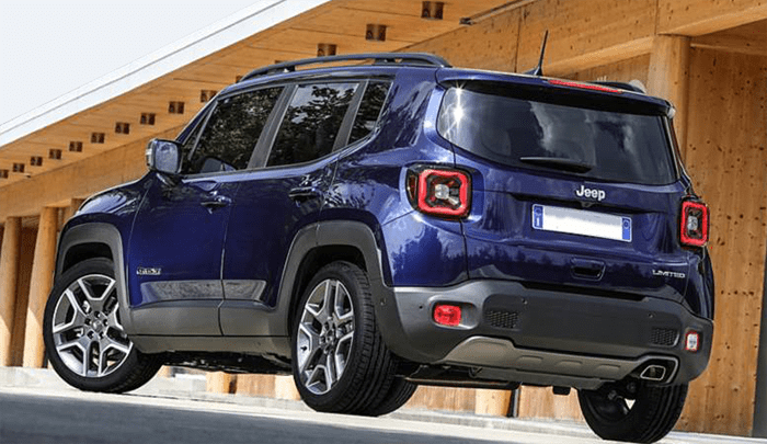 New 2019 Jeep Renegade And Trailhawk Model Jeep Renegade Hybrid