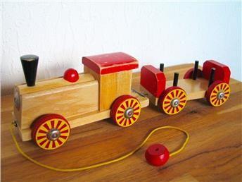 tåg leksak