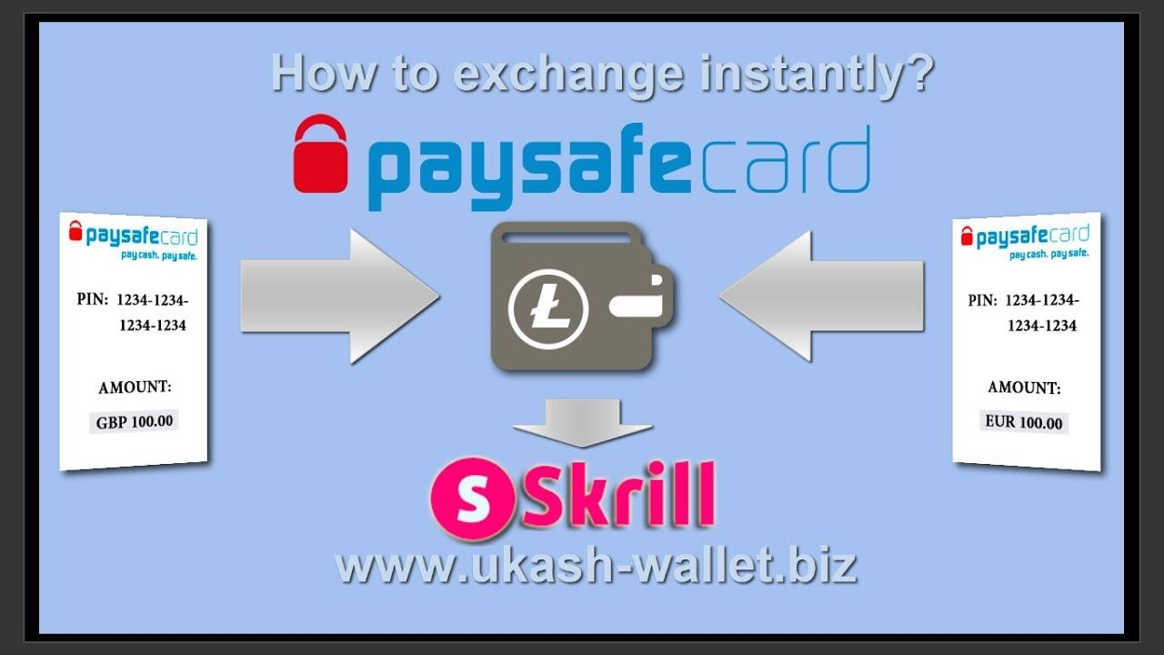 Exchange Paysafecard Voucher To Litecoin Instant Converting Litecoin To Perfect Money Free Gift Cards Online Instant