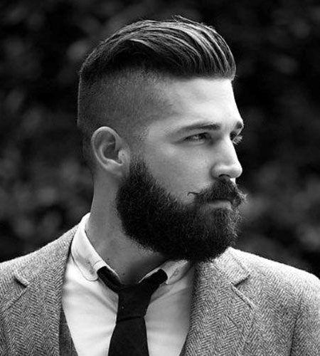 Undercut e Stile di Barba