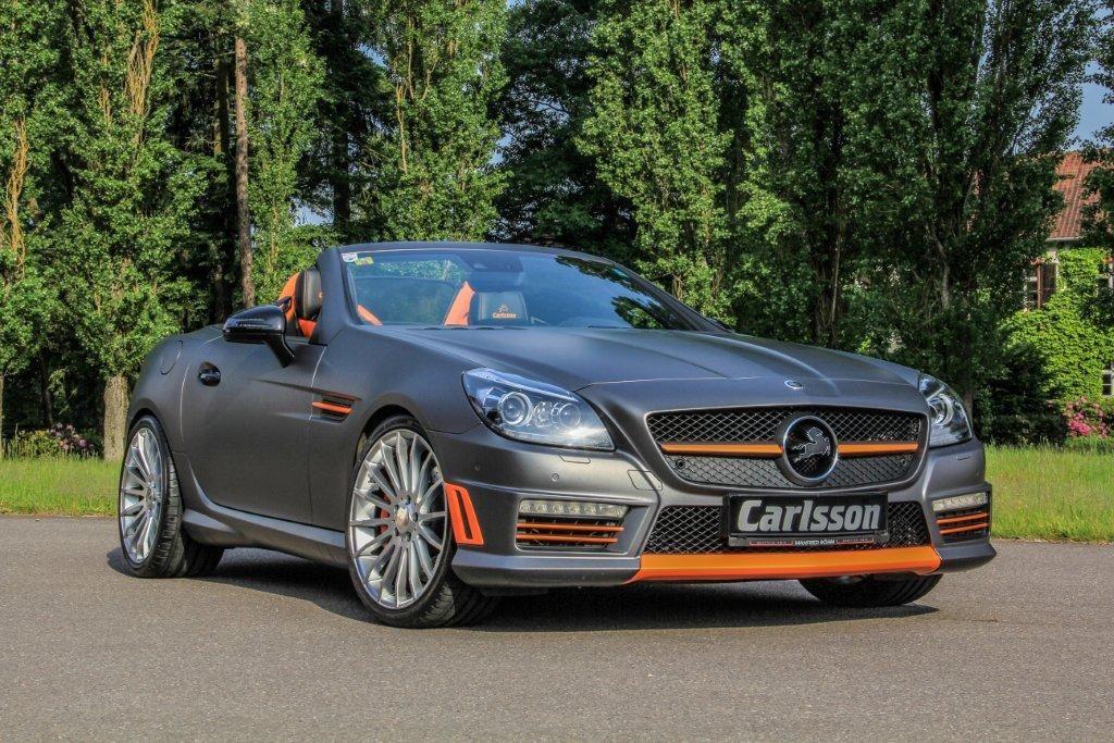 Mercedes Benz R172 Slk55 Amg By Carlsson Mit Bildern Mercedes