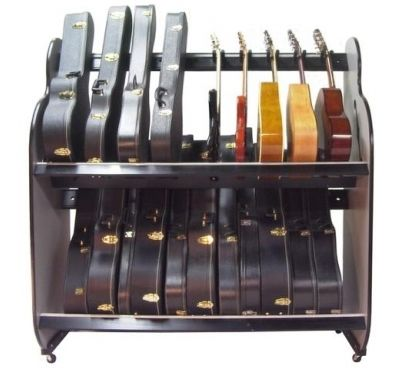 Guitar Storage Carts For Music Classrooms
