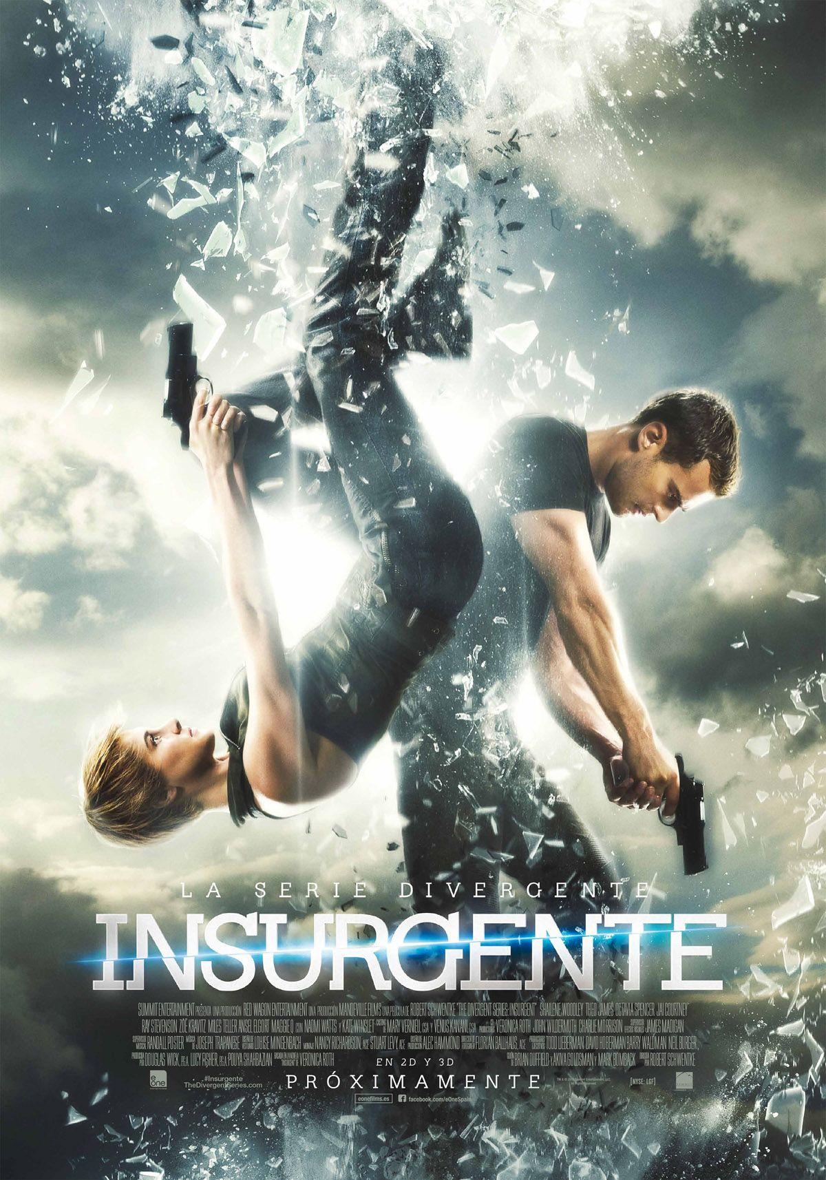 Insurgente Enregistrament Video Dirigida Por Robert Schwentke S L Summit Cop 2015 Serie Divergente Divergente Insurgente